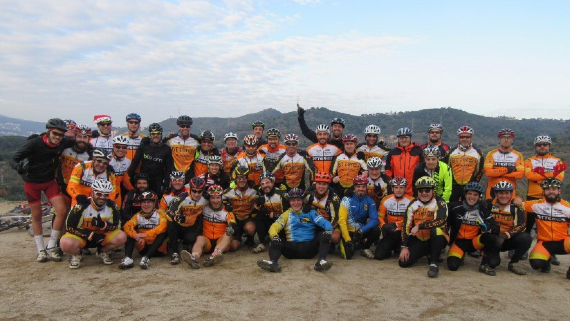 Club Ciclista BTTeros